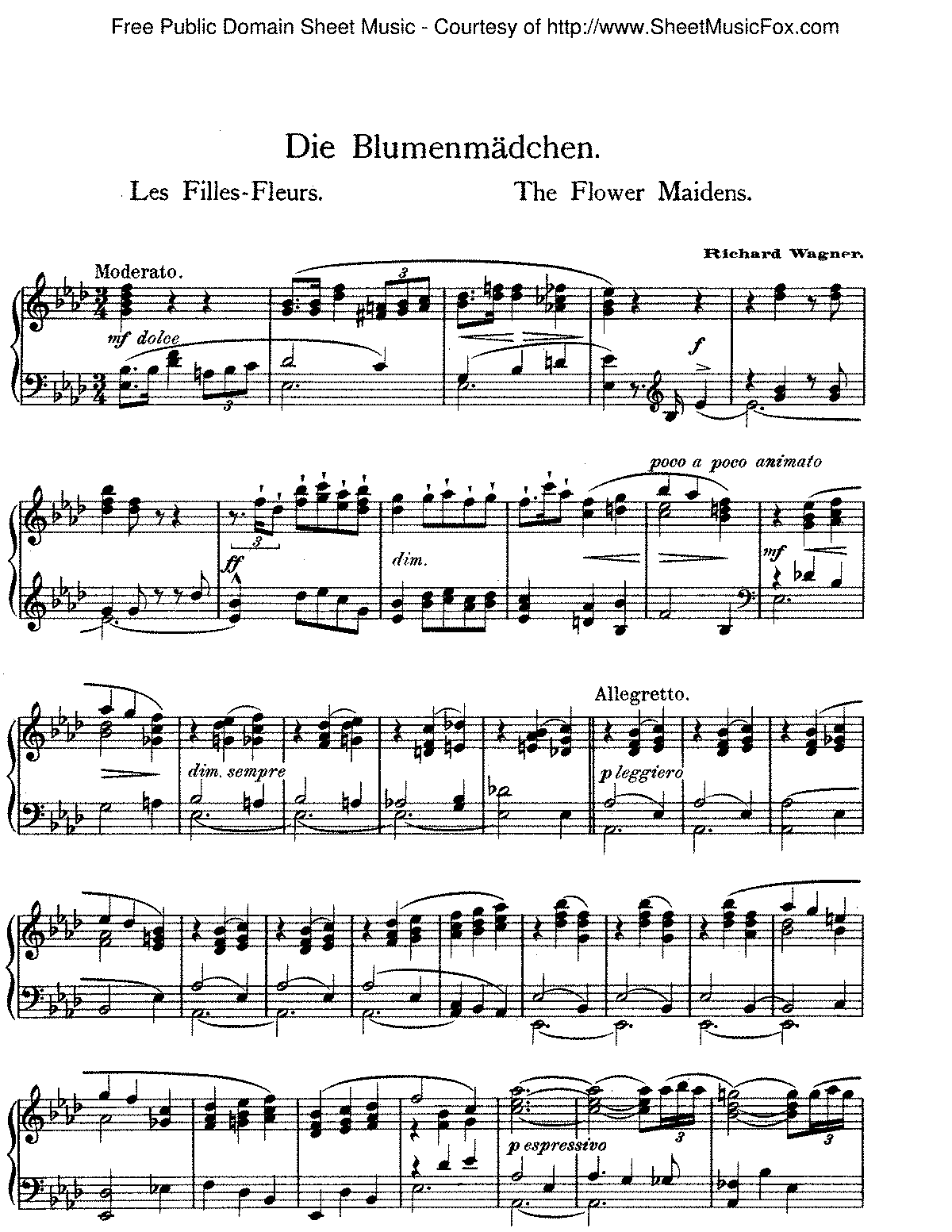 Wagner - The Flower Maidens.pdf