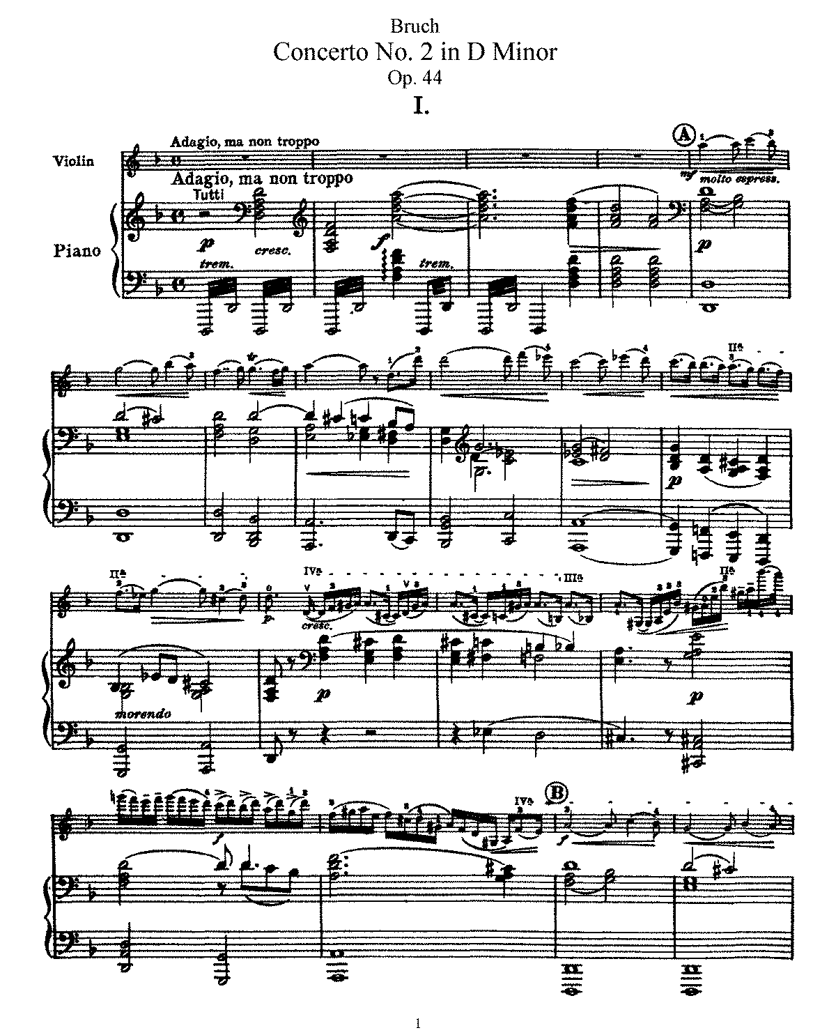 Violin Concerto No 2 in d, Op 44.pdf
