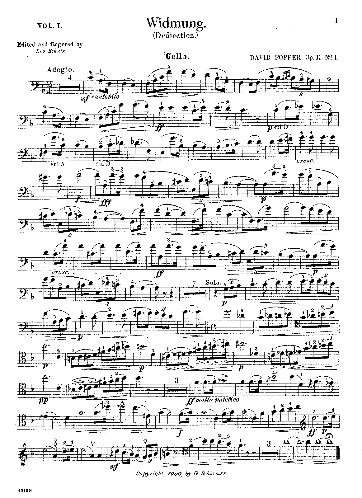 Popper - Widmung (cello part only).pdf