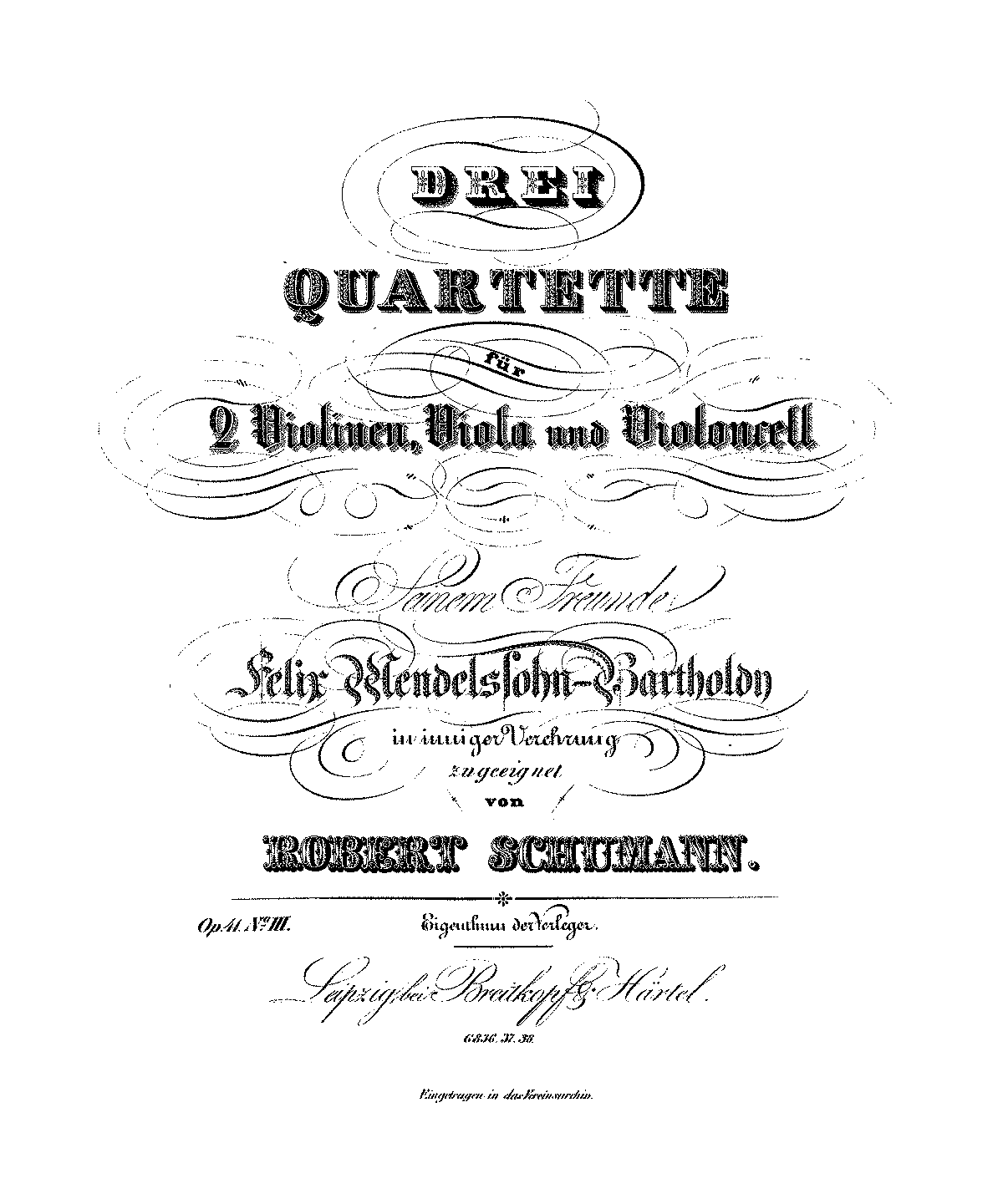 PMLP13672-RSchumann String Quartet, Op.41 No.3 parts fe.pdf