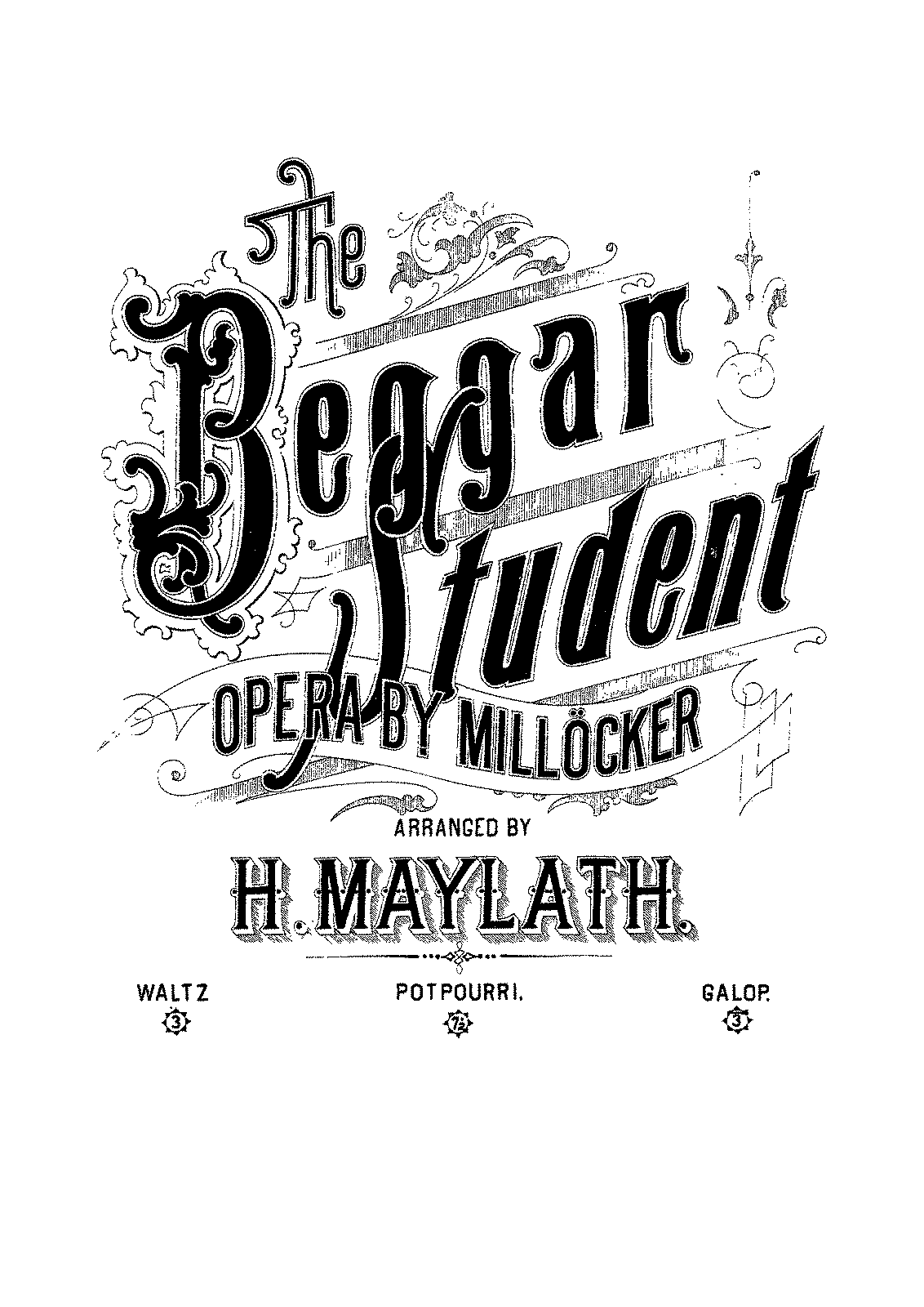 PMLP213855-Maylath - Transcription - Millöcker - The Beggar Student - Galop.pdf