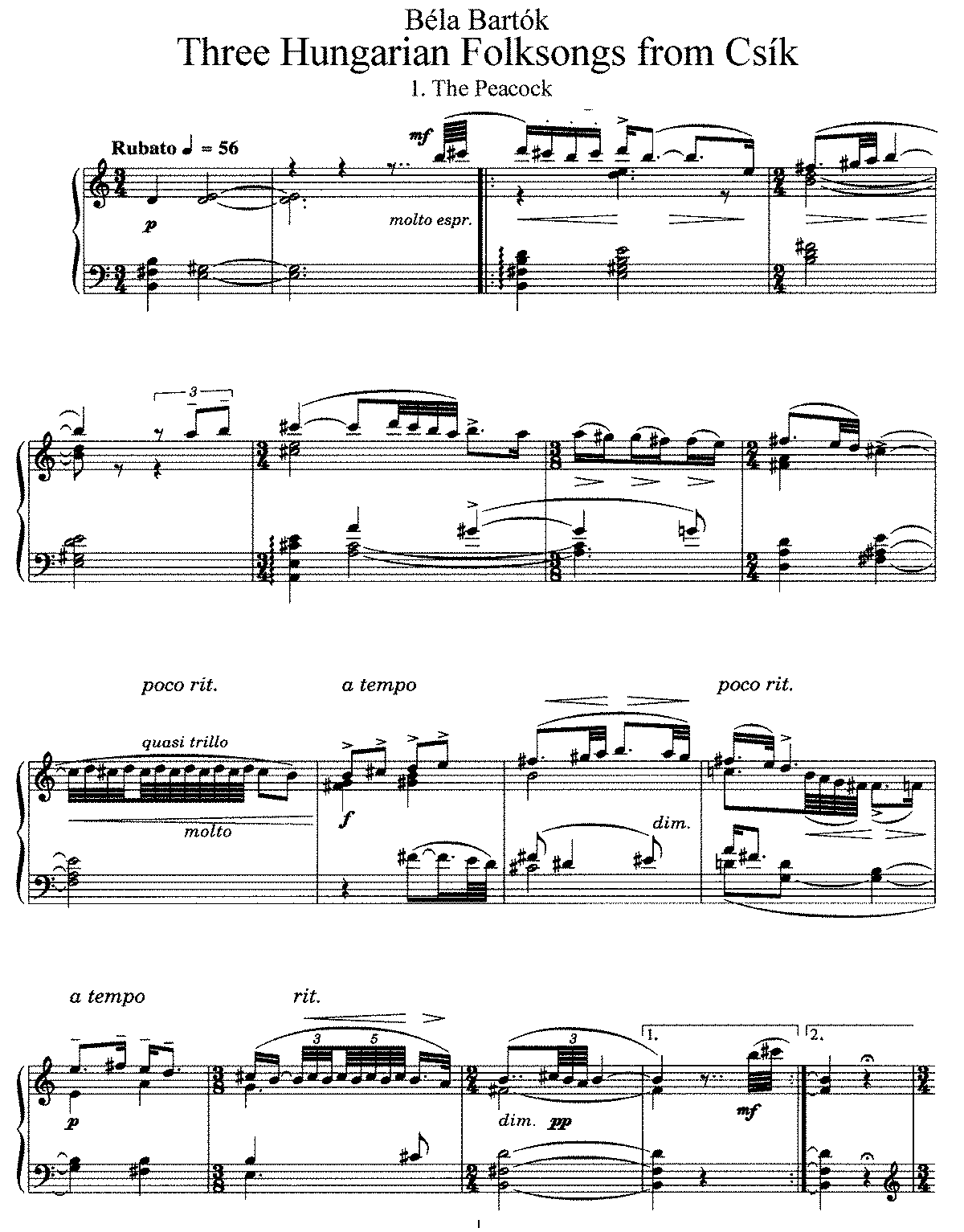 Bartok - Sz.35a - 3 Hungarian Folksongs from Csik.pdf