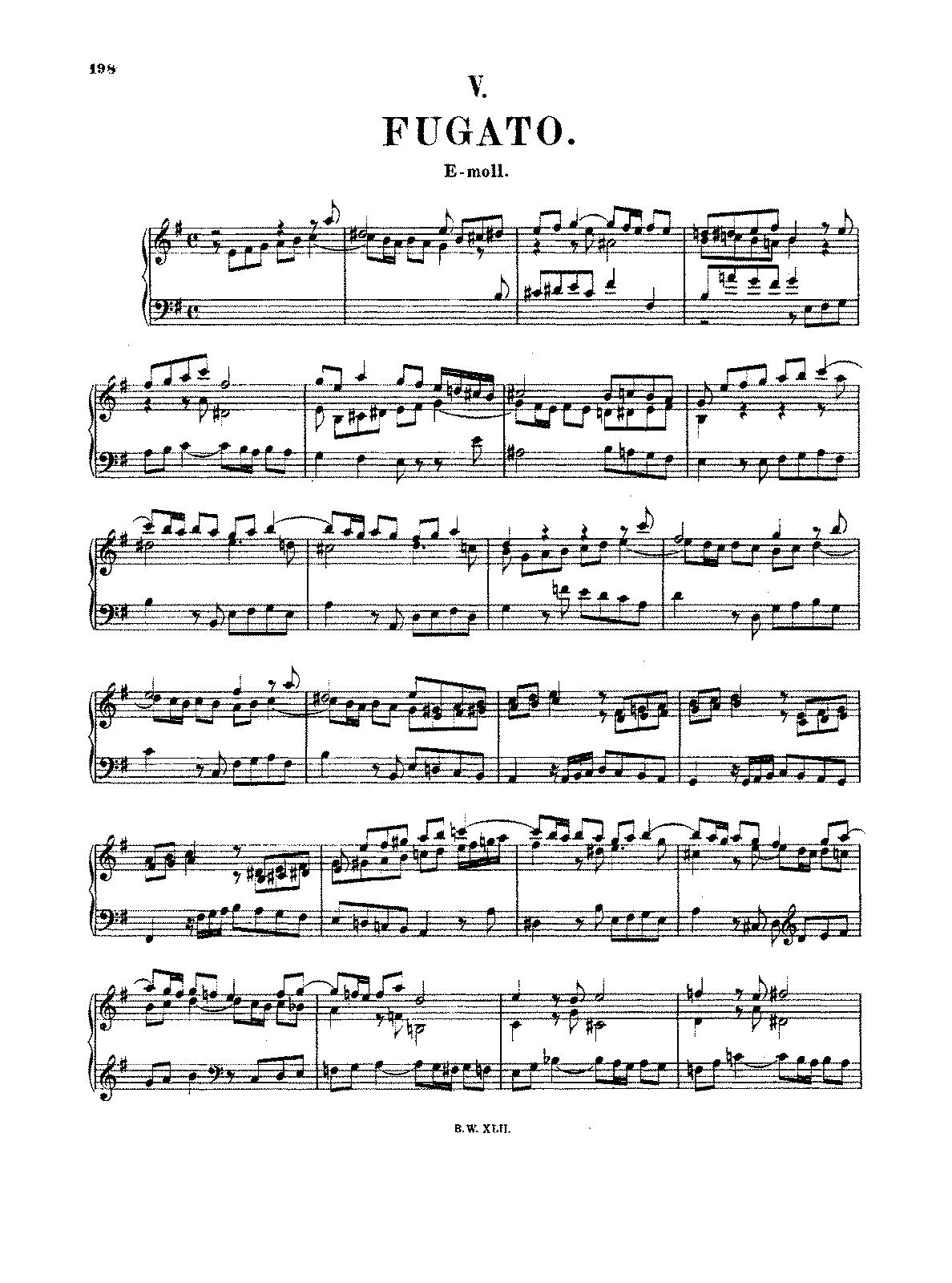 Bach - BGA - Fugato e minor.pdf