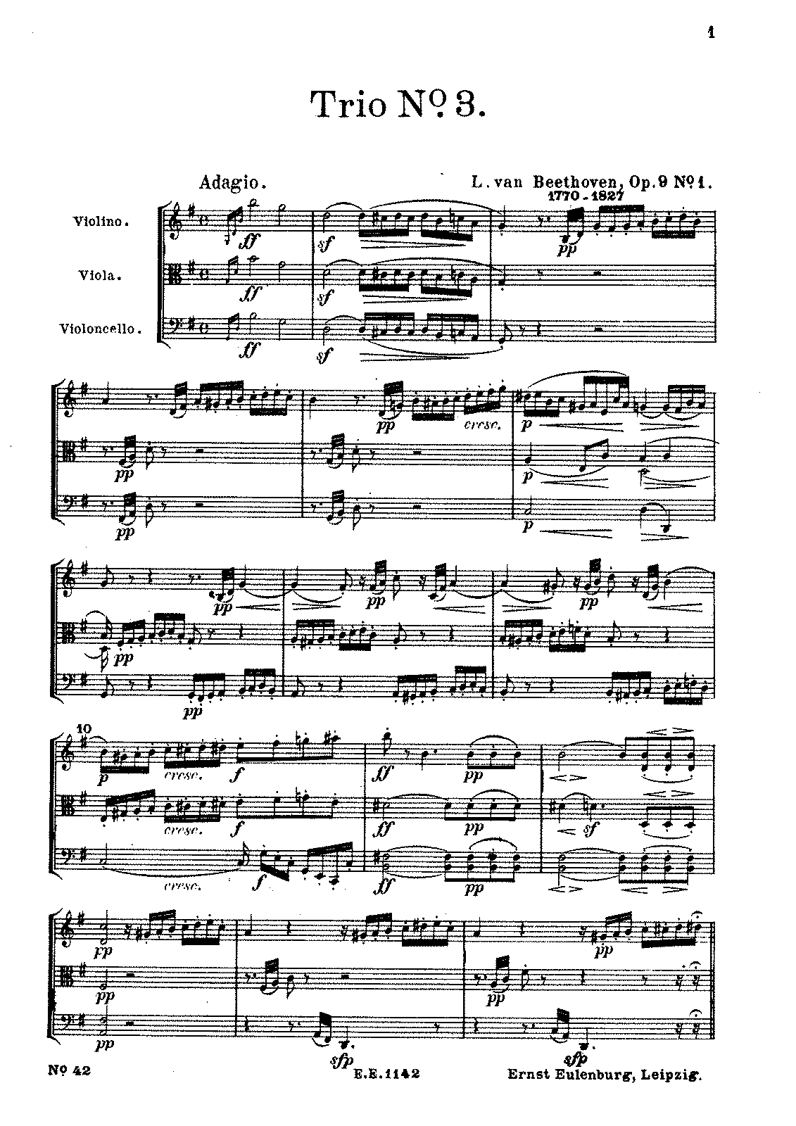 Beethoven String Trio Op.9 No.1 in G.pdf
