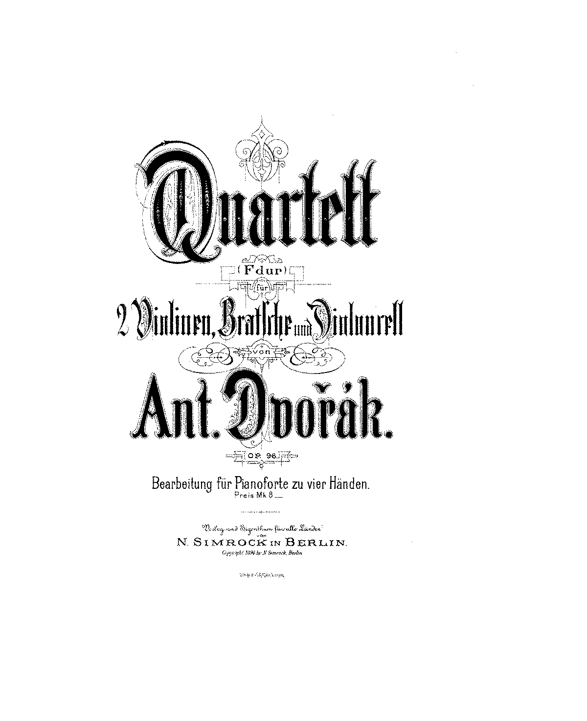 Dvorak String Quartet Op.96 piano 4 hands.pdf