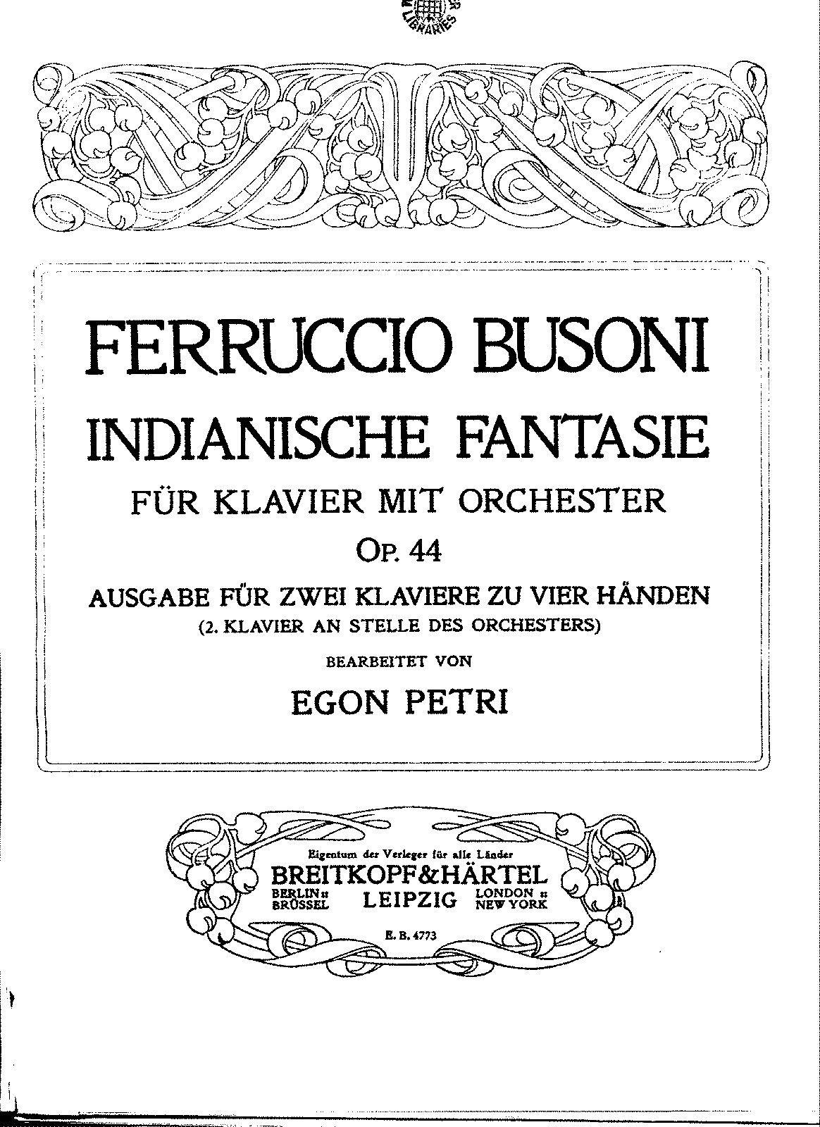 Busoni op44 Indian Fantasy for Piano and Orchestra.pdf