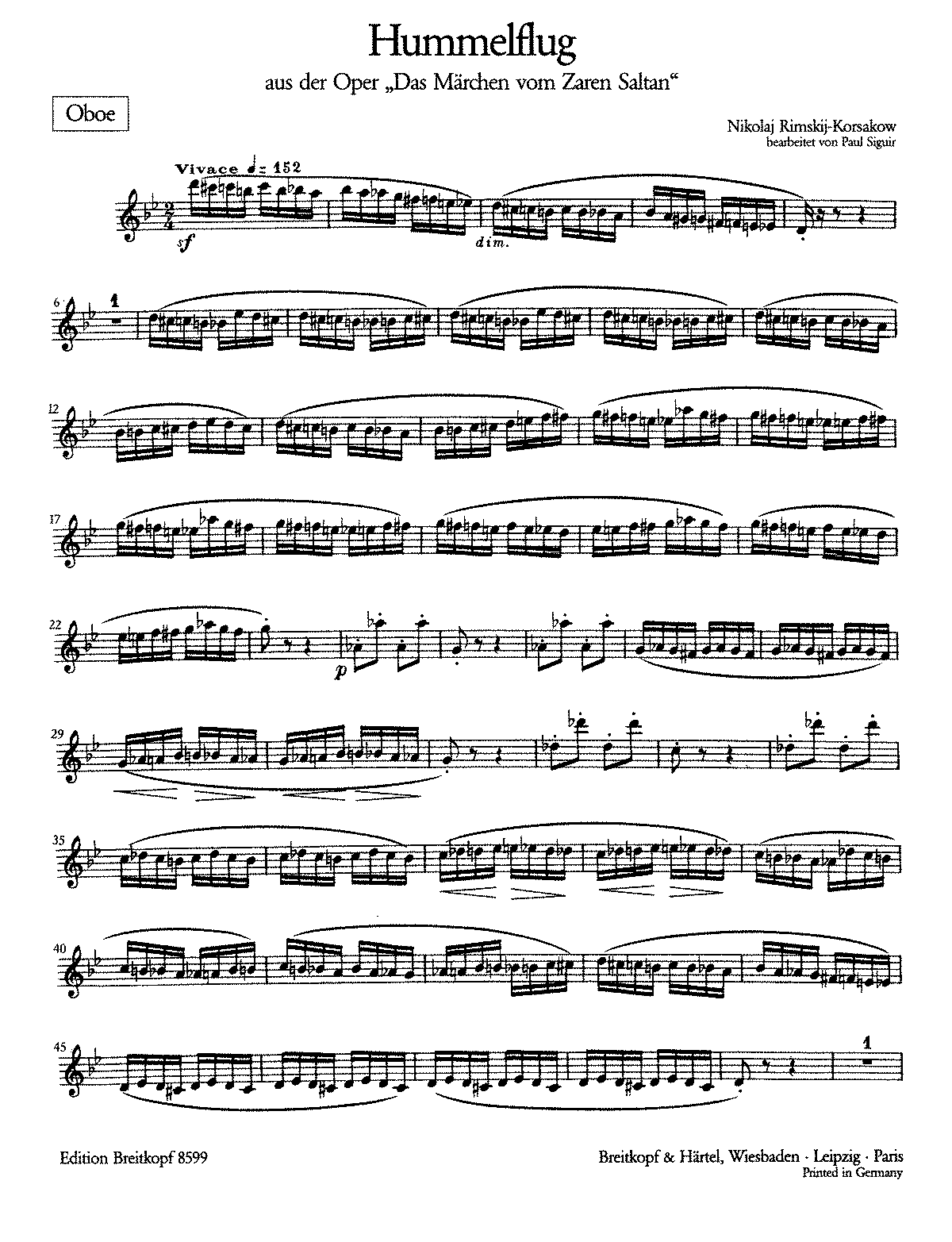 PMLP03170-Rimsky-Korsakov - Flight of the Bumblebee (trans. Siguir - oboe and piano).pdf