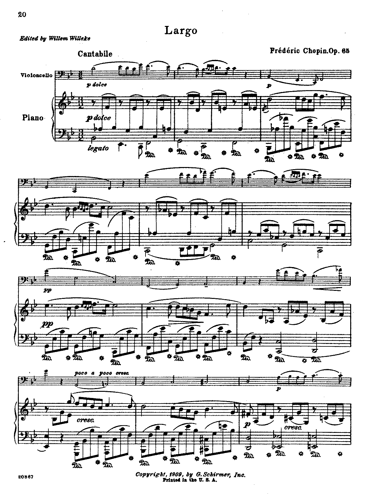 PMLP05808-Chopin - Largo Op65 (Willeke) for cello and piano.pdf