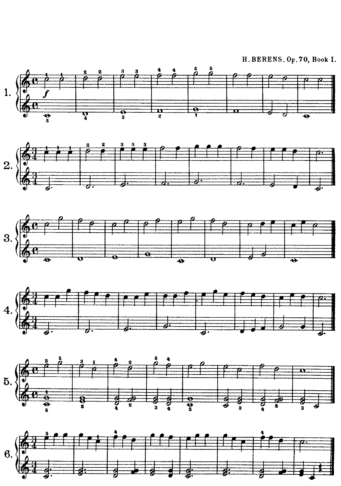 Berens op70 50 Piano Pieces for Beginners.pdf