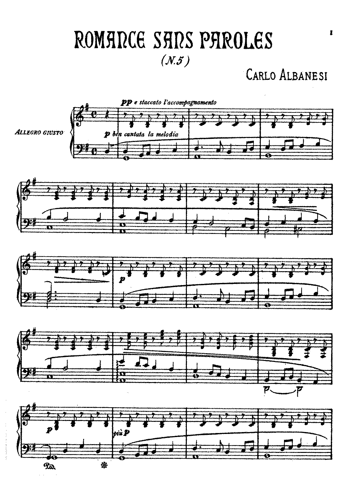 PMLP354691-Albanesi, Carlo - 1856-1930 - Romance sans paroles no 5.pdf