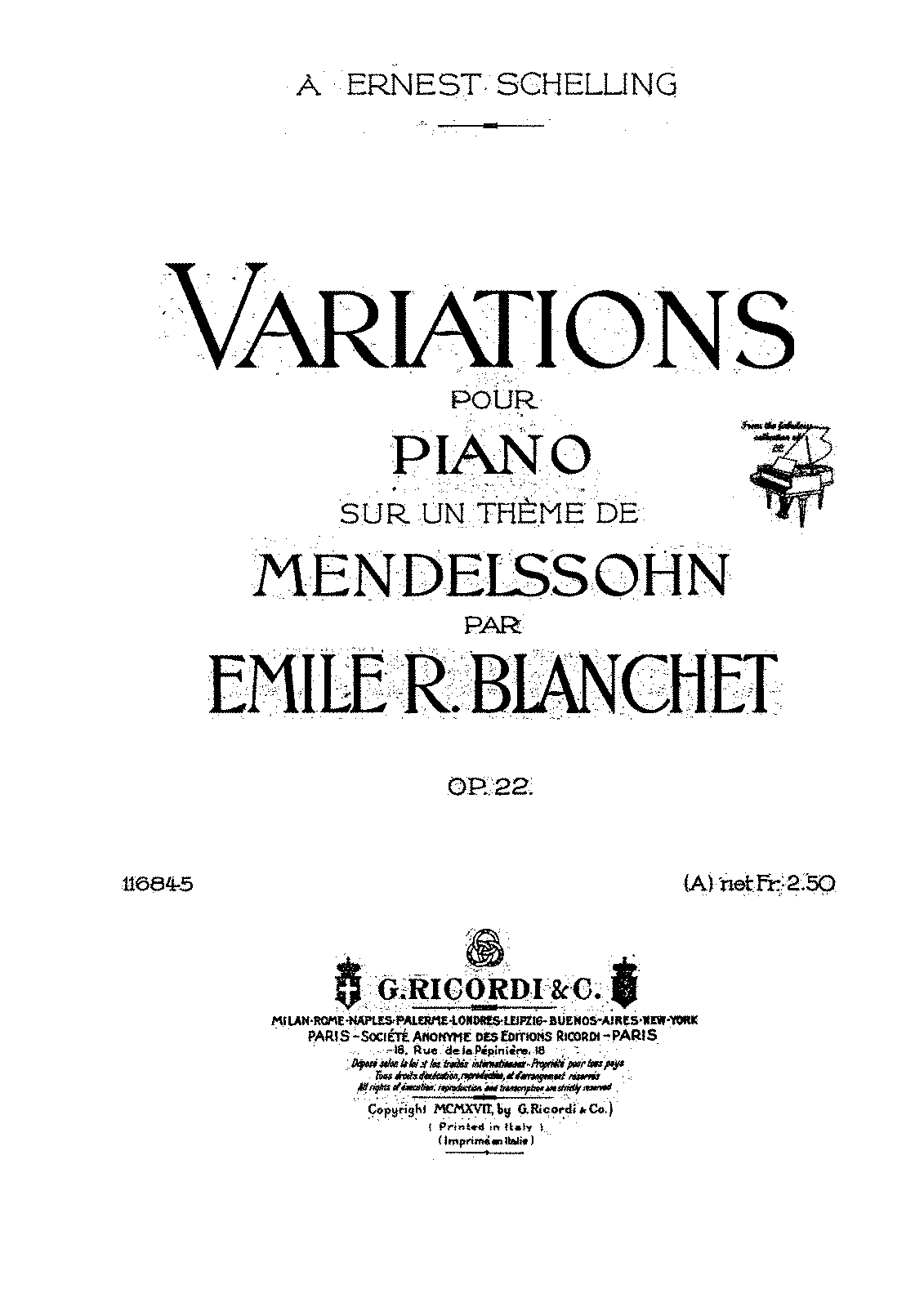 Blanchet op022 (1917) Variations on a theme of Mendelssohn.pdf