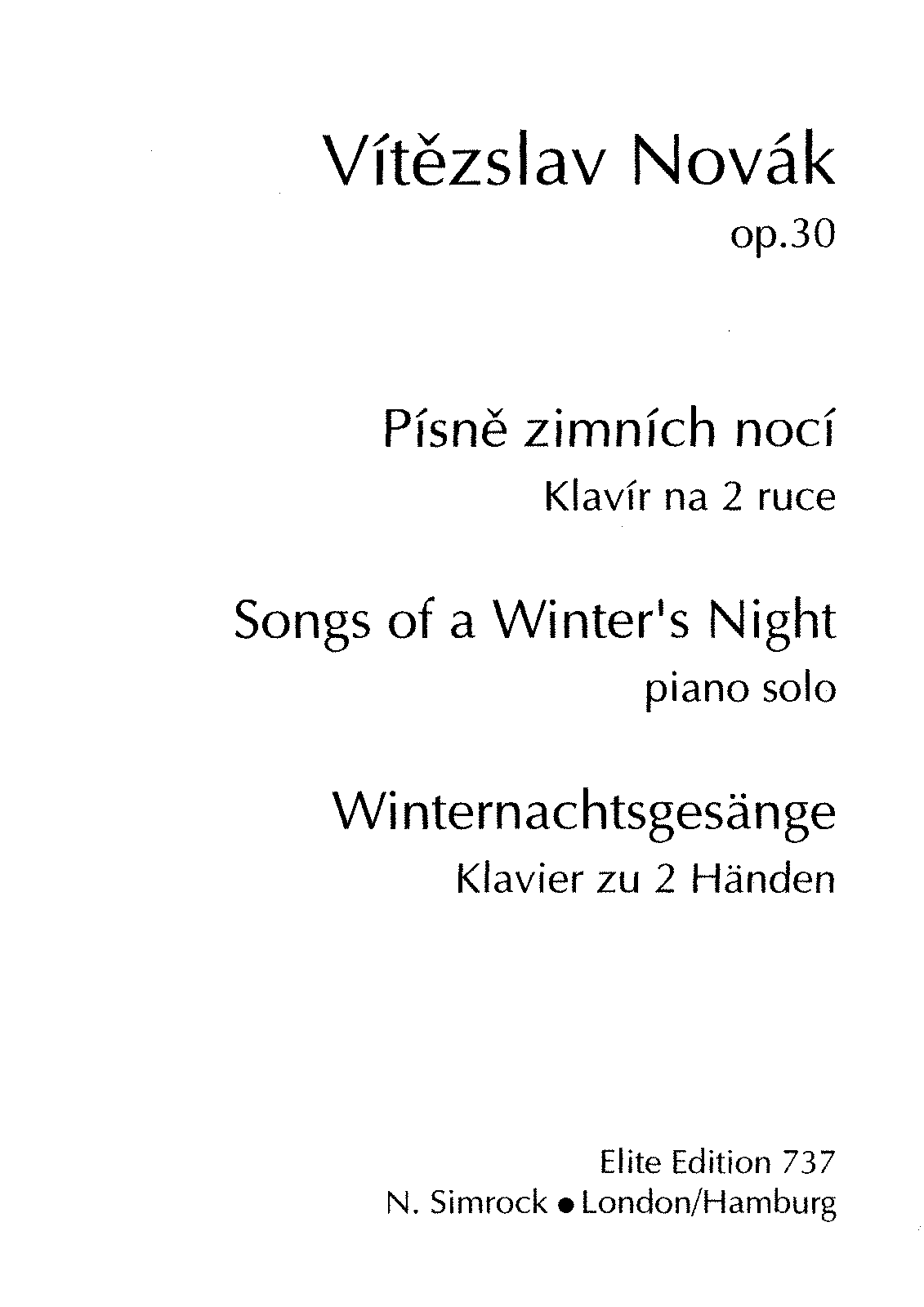 Novák - Songs of a Winter's Night, Op.30.pdf