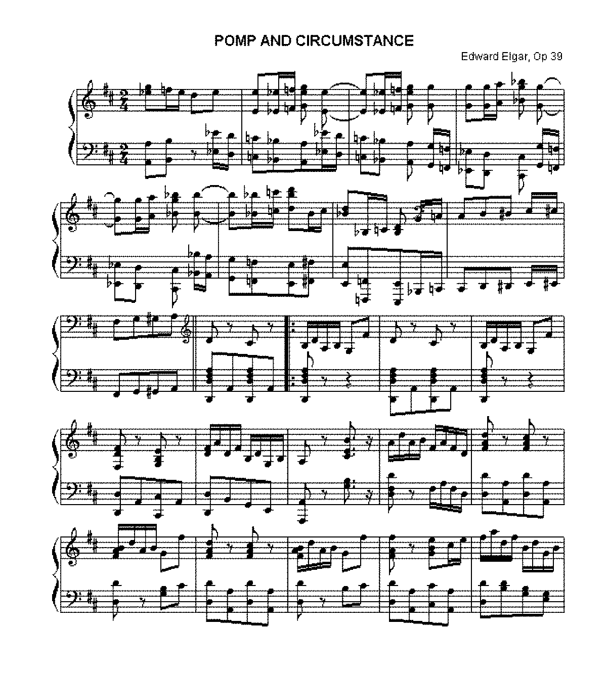 Elgar op39 pomp and circumstance piano.pdf