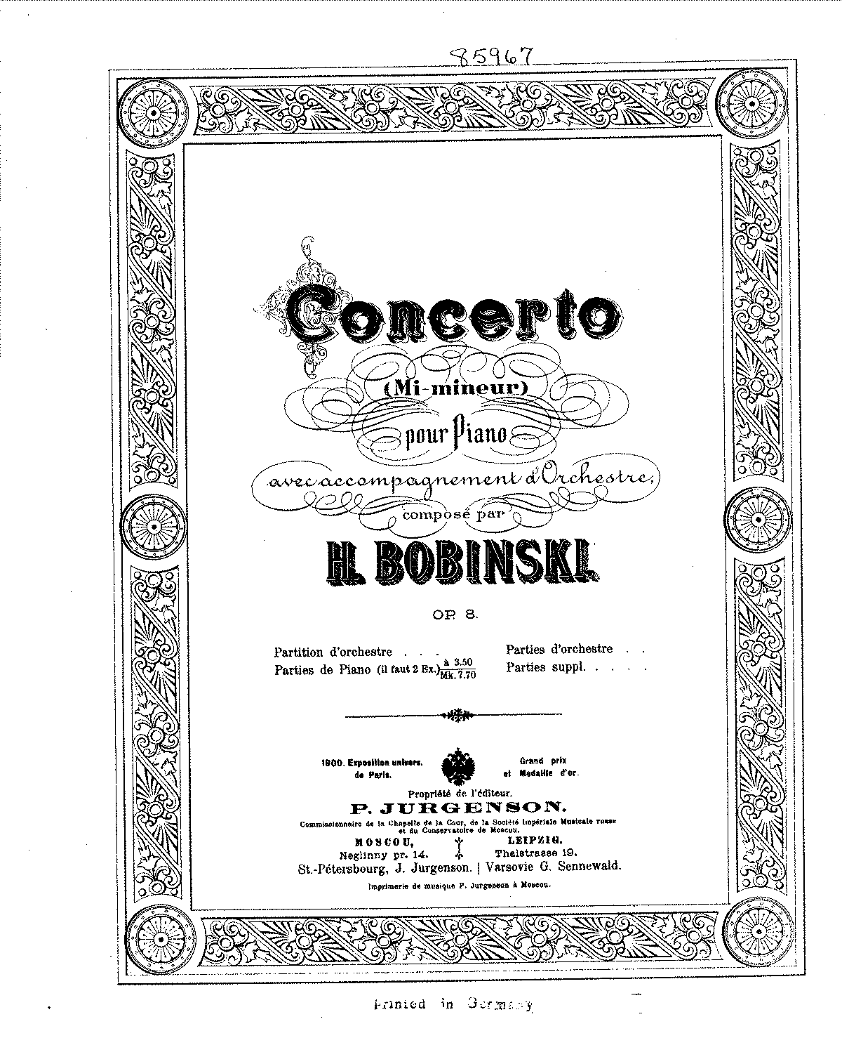 Bobinski op8 Piano Concert in e (two pianos).pdf
