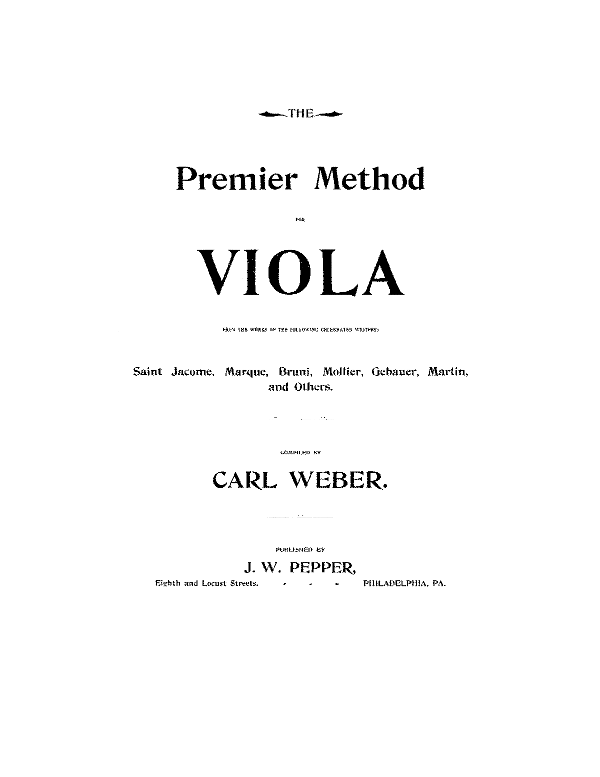 PMLP456746-WEBER.Carl Premier Method VA 50 pages of Duets.pdf