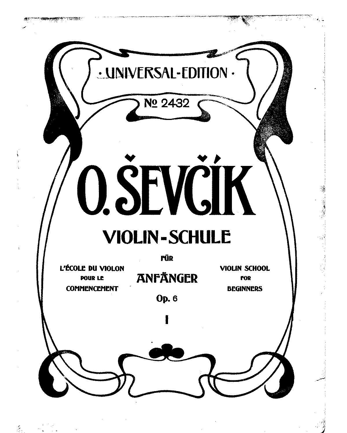 PMLP88040-Sevcik - Violin School for Beginners Op6 Band1.pdf