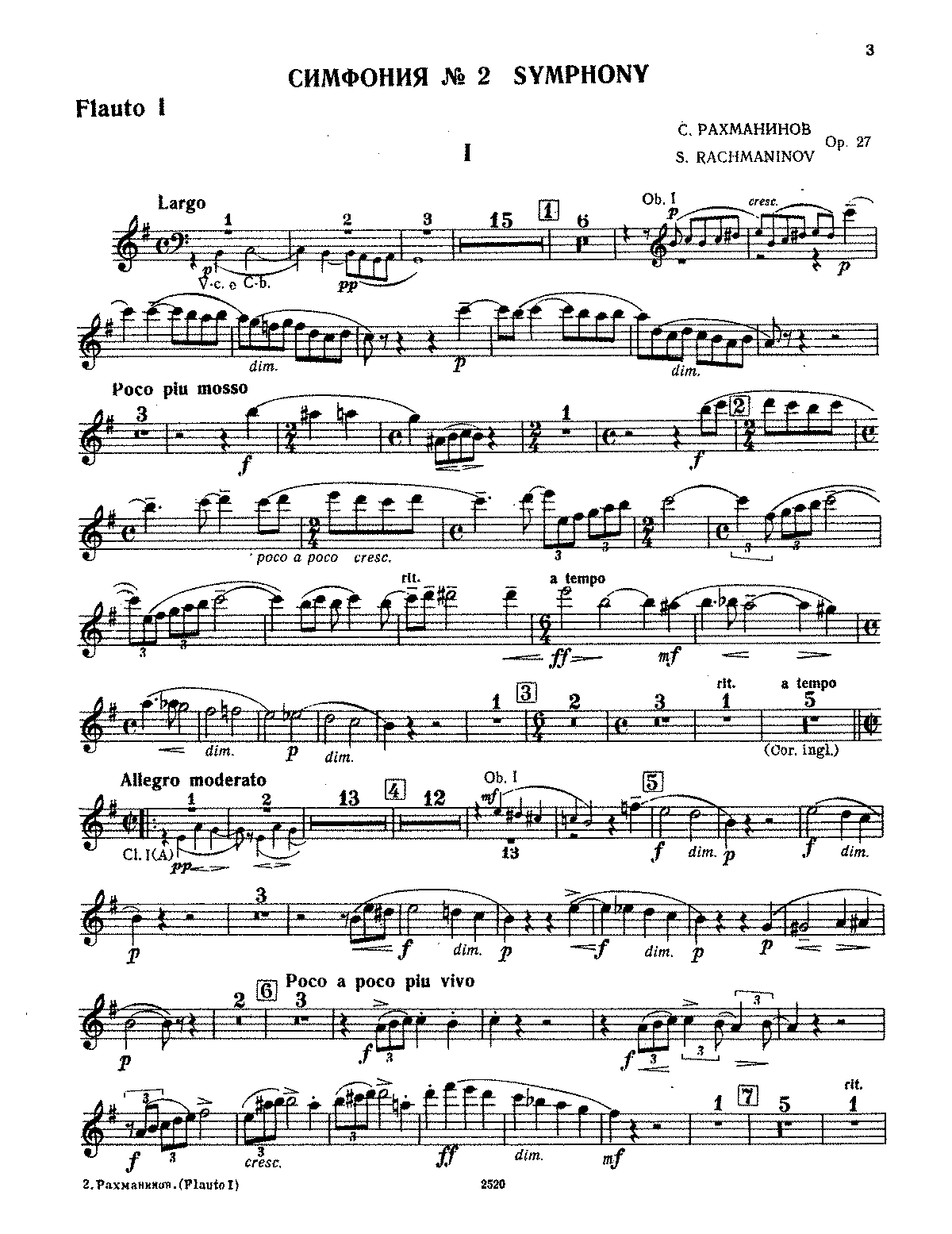 Rach symphony2 winds parts.pdf