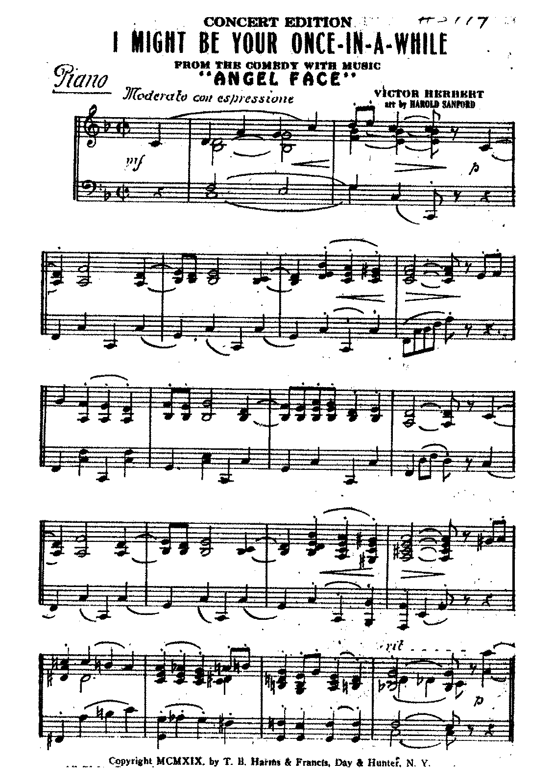 PMLP154153-Herbert-V arr Sanford Angel face-I Might be Piano.pdf