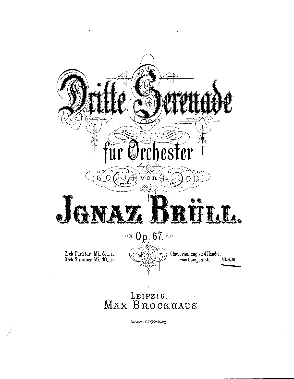 Brull - Op.67 - Serenade for Orchestra No.3.pdf