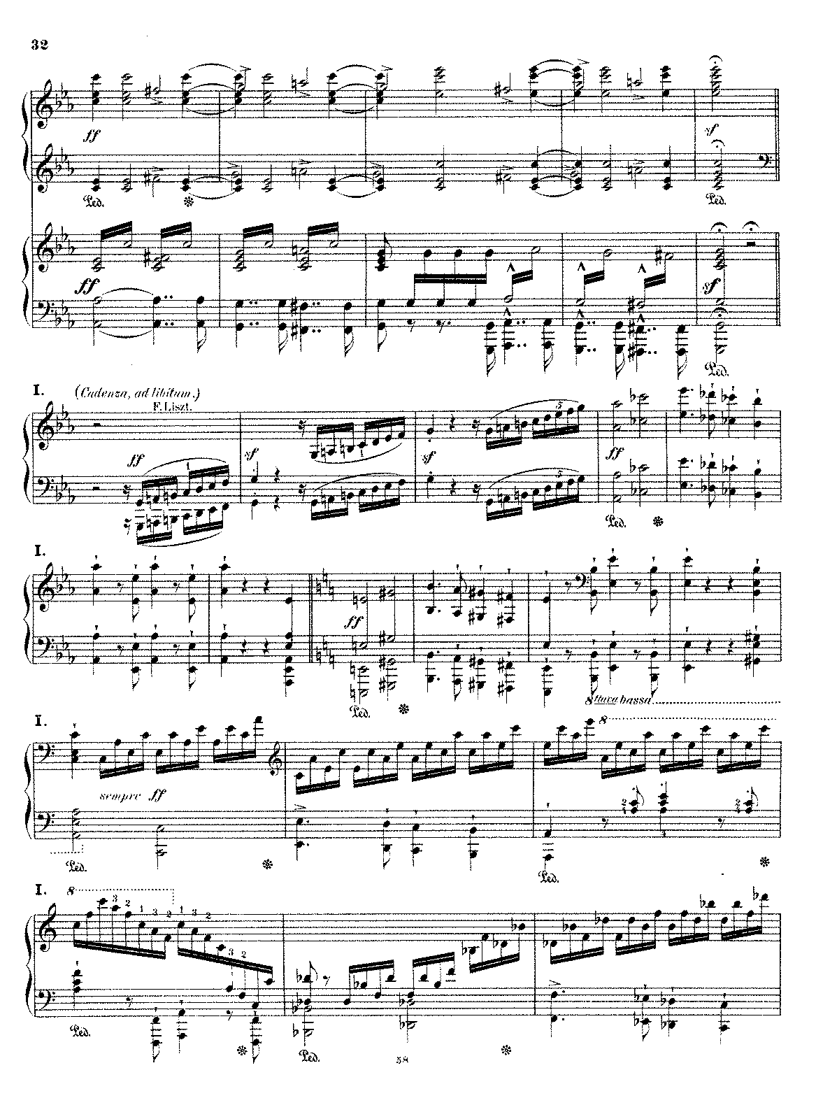 Liszt - S389a Cadenza to 1st mov of Piano Concerto No3.pdf