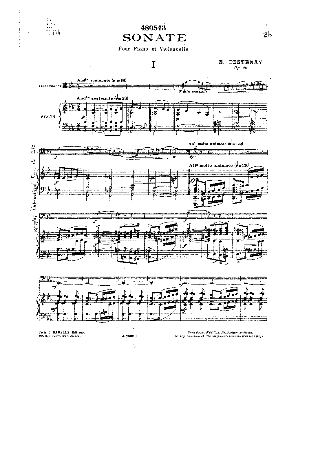 PMLP135015-Destenay - Sonata for Cello and Piano Op46 score.pdf