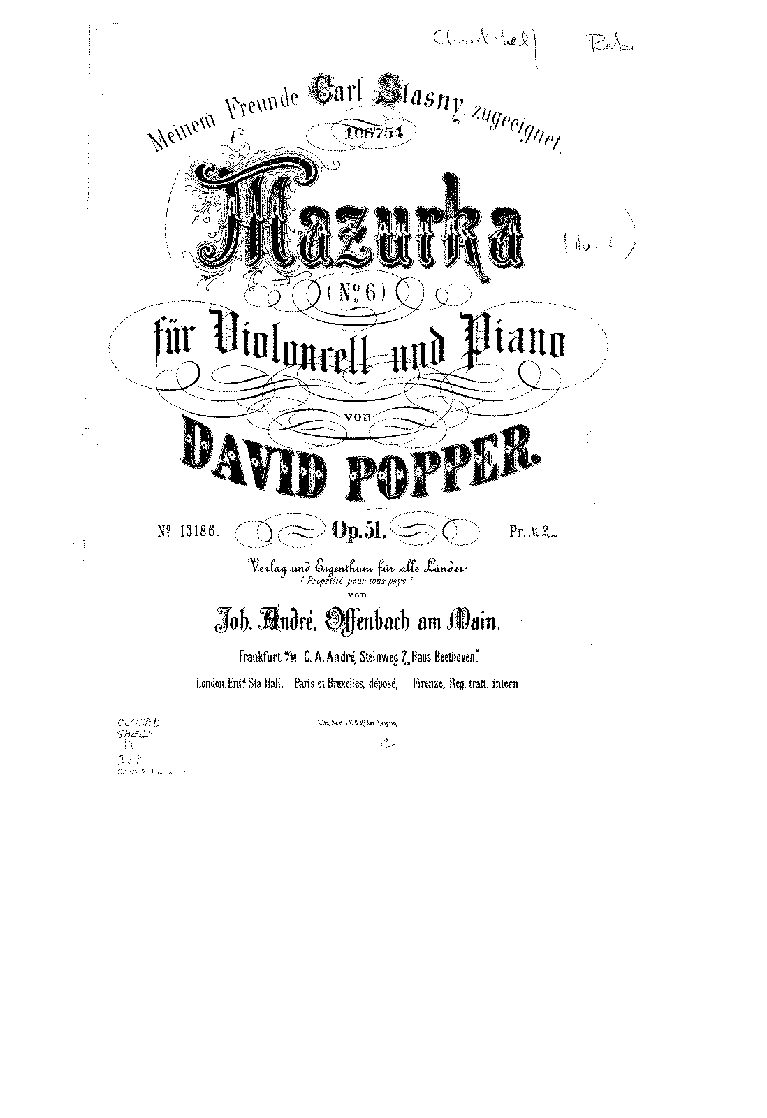 PMLP137849-Popper - Mazurka No6 for Cello and Piano Op51 score.pdf
