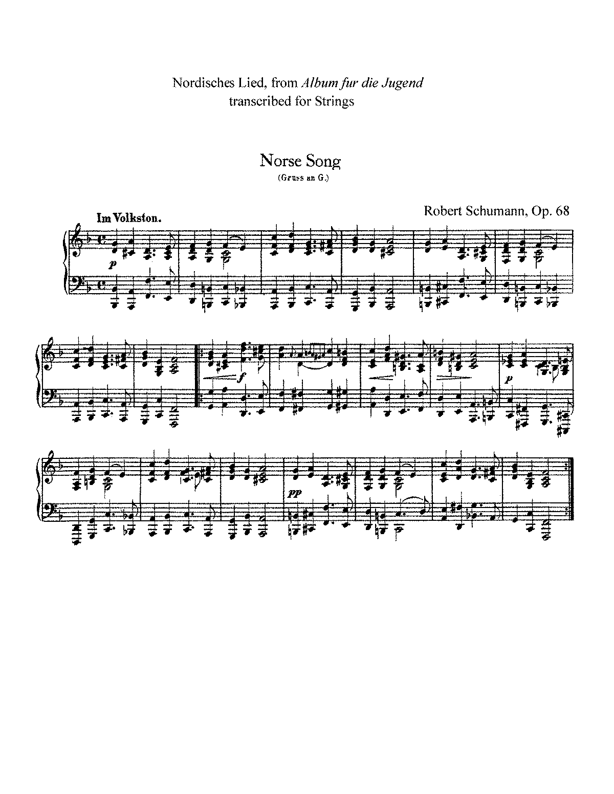 PMLP02707-SCHUMANN Nordic Song from Op. 68 arr STRINGS.pdf