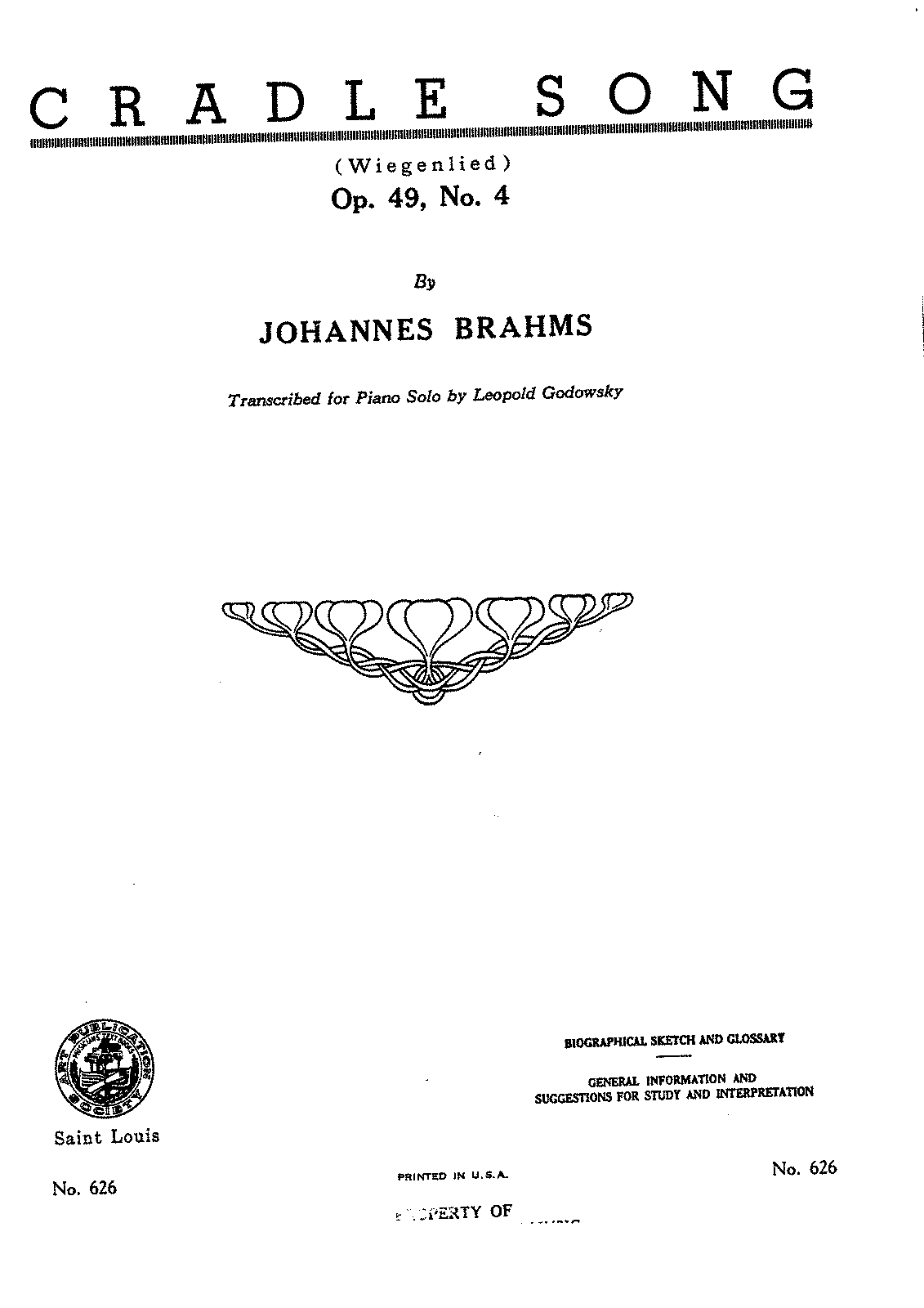 PMLP22223-Godowsky - Brahms' Op.49, No.4, Cradle Song in G major.pdf