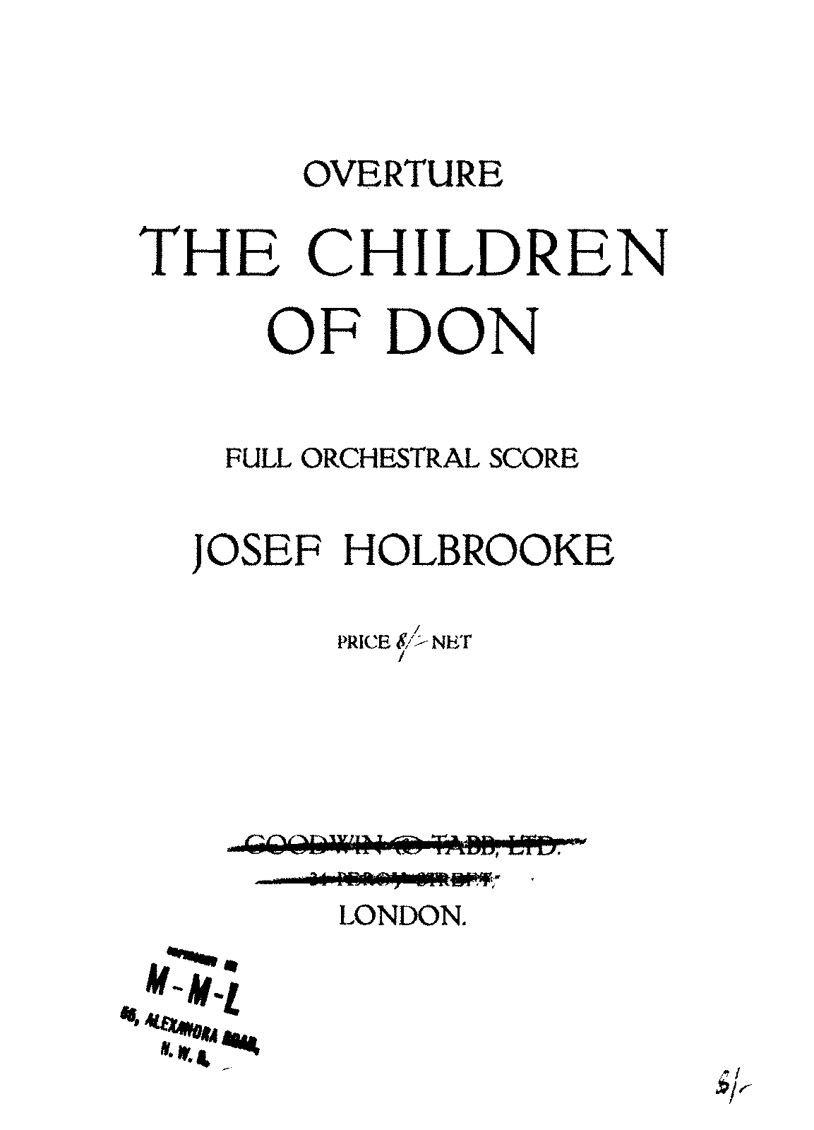 PMLP61298-Holbrooke - The Children of Don Overture Op 56.pdf