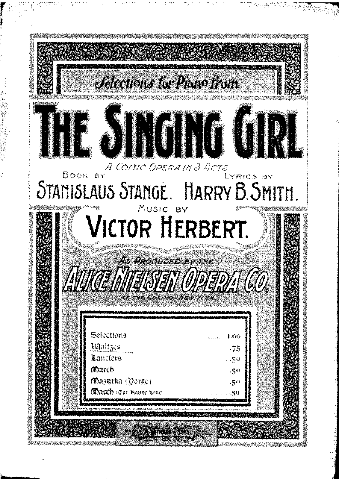 Herbert - The Singing Girl 1 (Waltzes).pdf