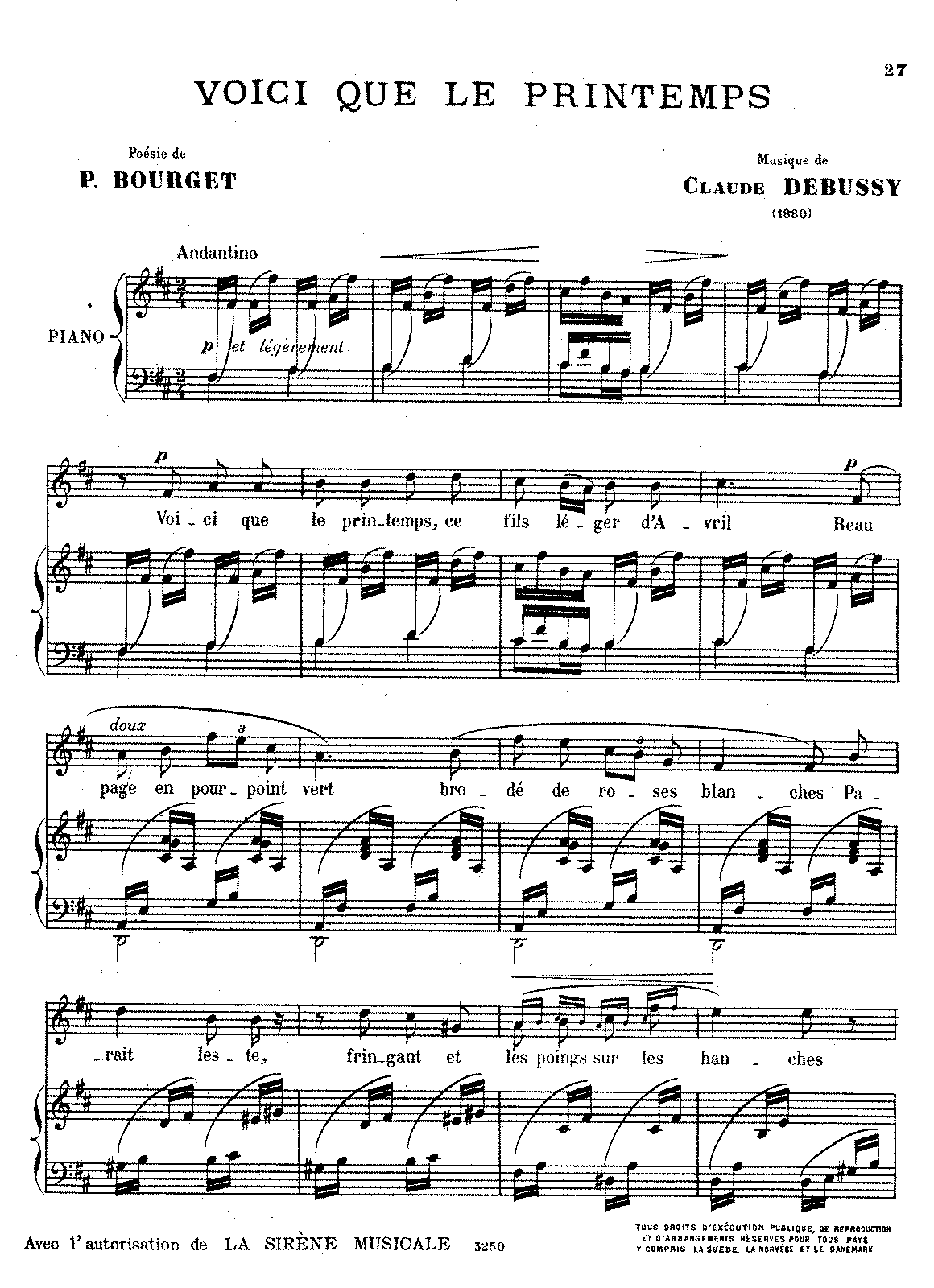 Debussy - Voici que le Printemps (voice and piano).pdf