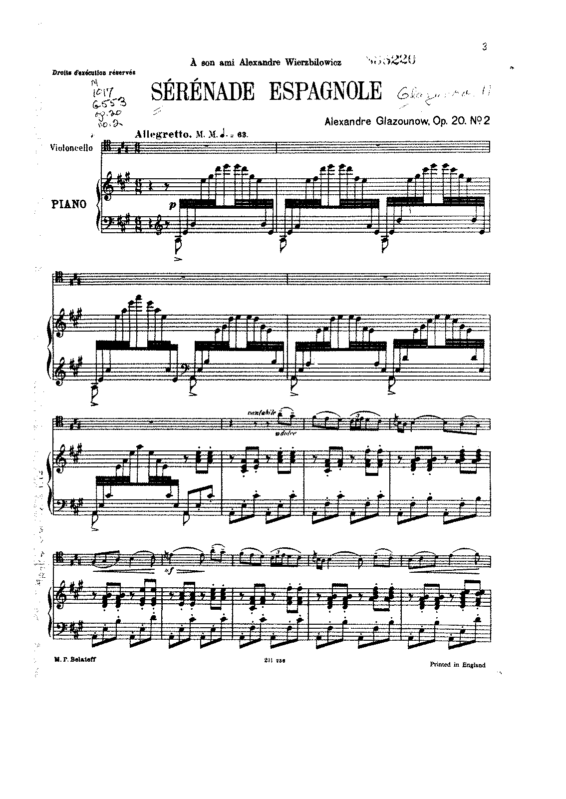PMLP56387-Glazunov - Serenade Espagnole for Cello and Piano Op20 No2 piano.pdf