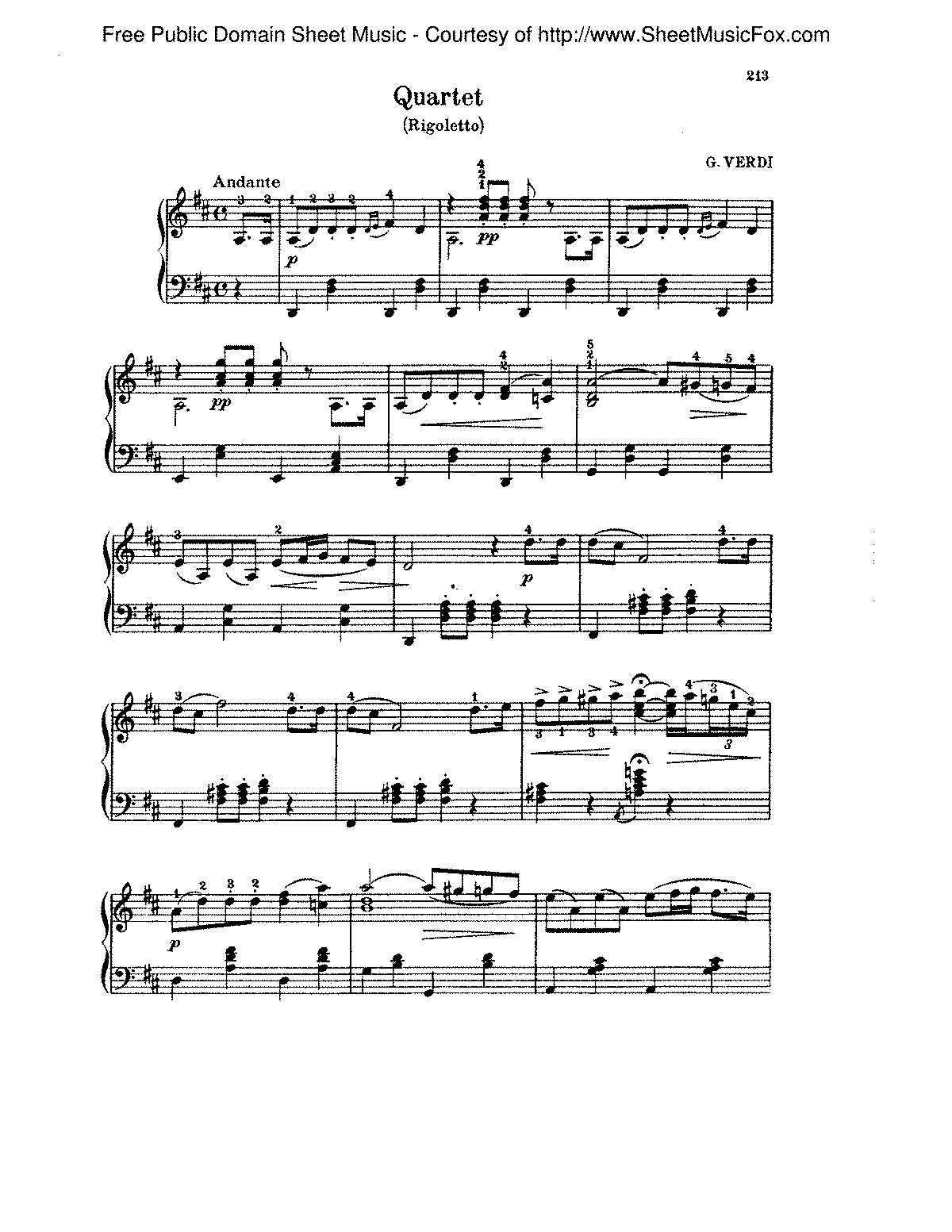 Verdi - Quartet from Rigoletto.pdf