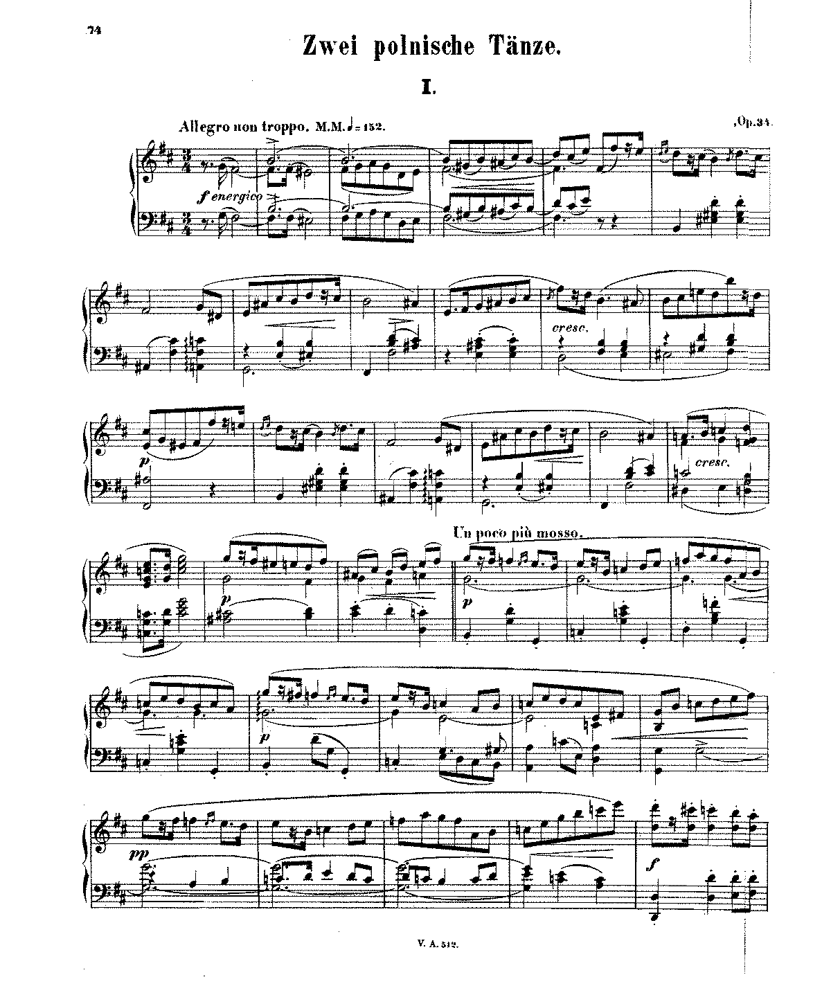 Scharwenka - Op.34 - 2 Polish Dances for Piano.pdf