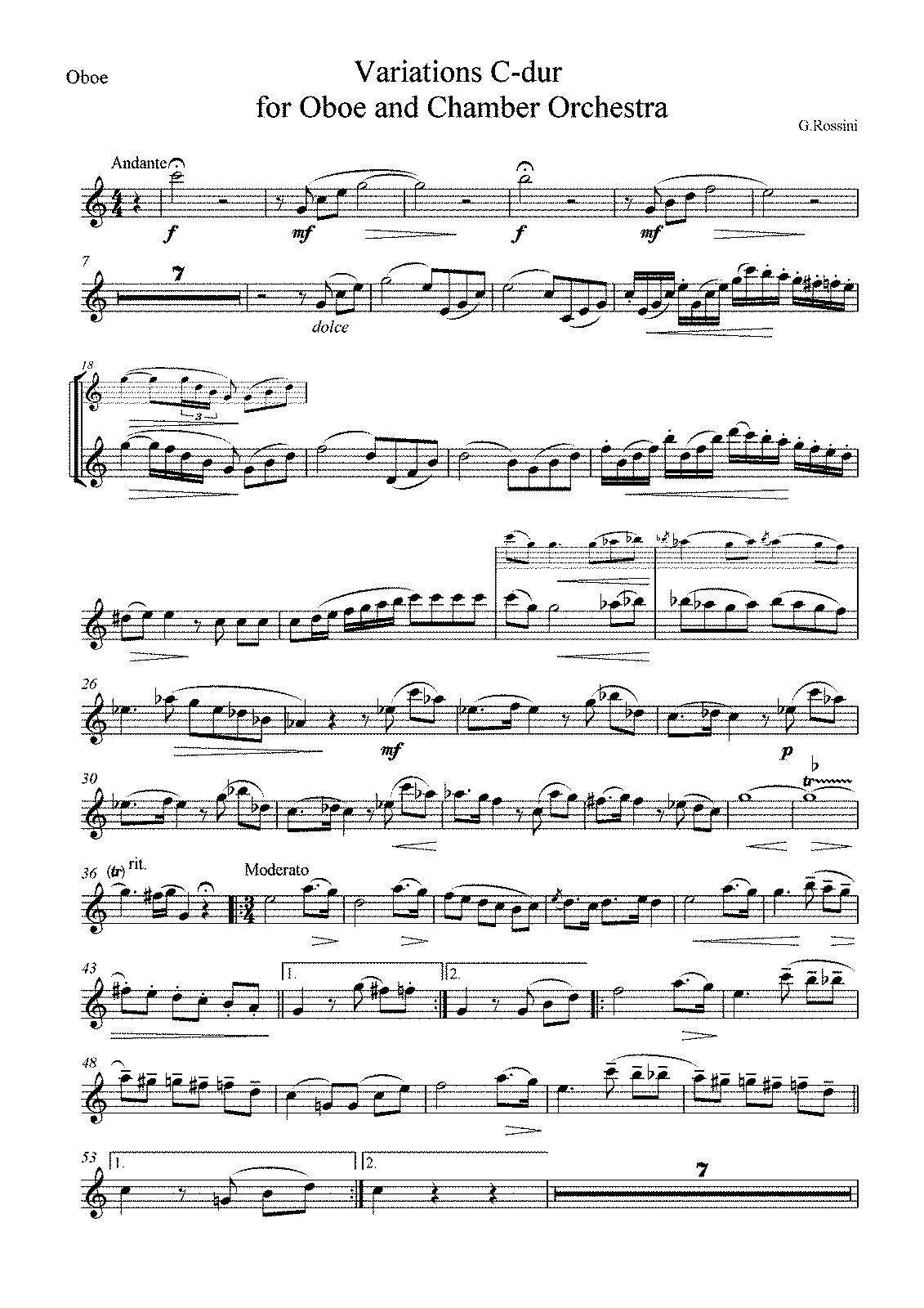 PMLP07241-Rossini - Variations for Oboe and Chamber Orchestra - Part Solo.pdf