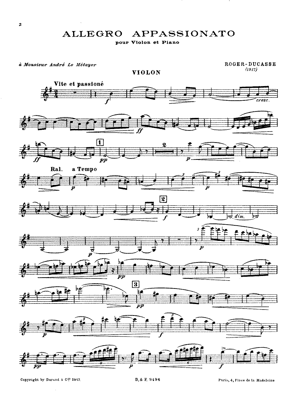 PMLP57057-Roger-Ducasse - Allegro appassionato (violin and piano).pdf