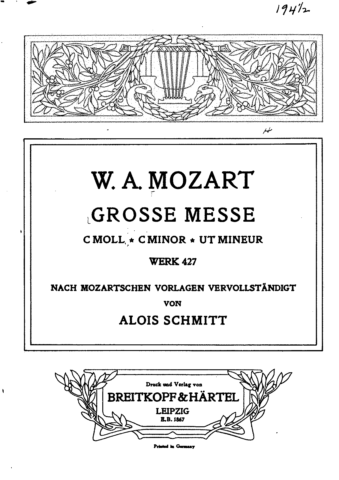 PMLP61174-Mozart Great Mass in C minor K 427- vocal score.pdf