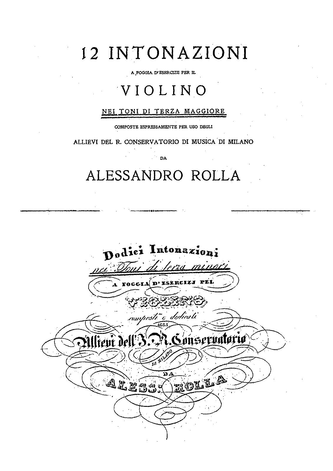 Rolla 24 Caprices or Intonazioni (12 major keys+12 minor keys).pdf