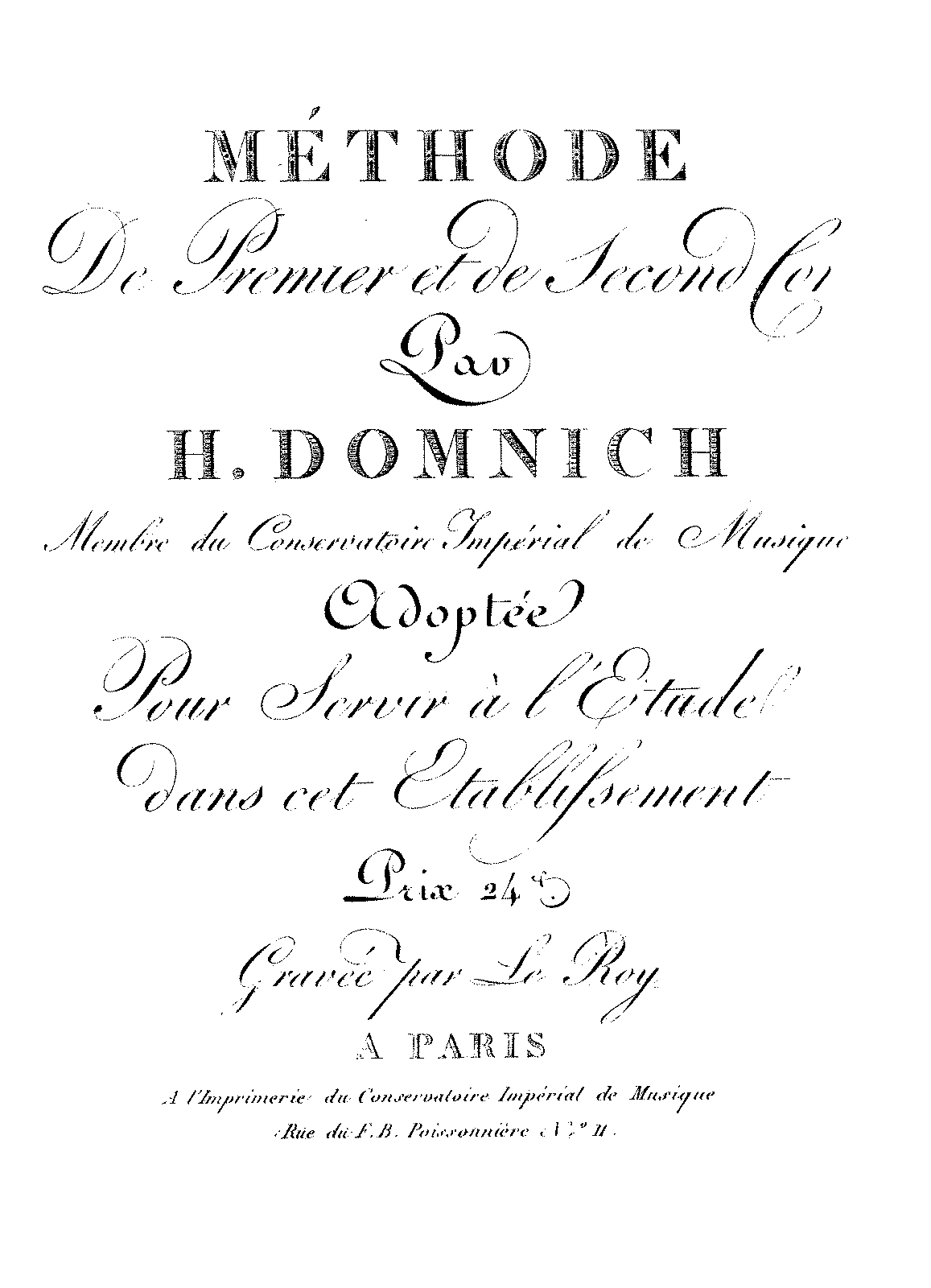 Domnich-Methode de Premier et Second Cor.pdf