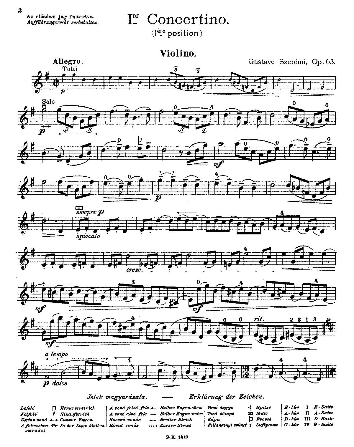 PMLP304006-GSzerémi Concertino No.1, Op.63 violin part.pdf