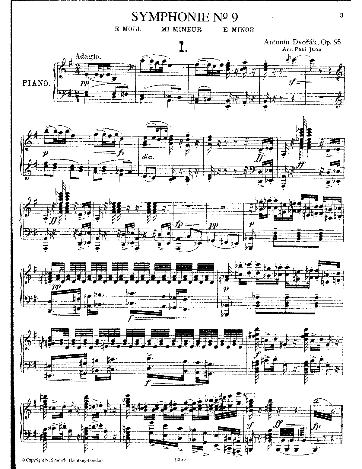 Dvorak-Juon op95 Symphony 9 — From the New World (piano solo).pdf