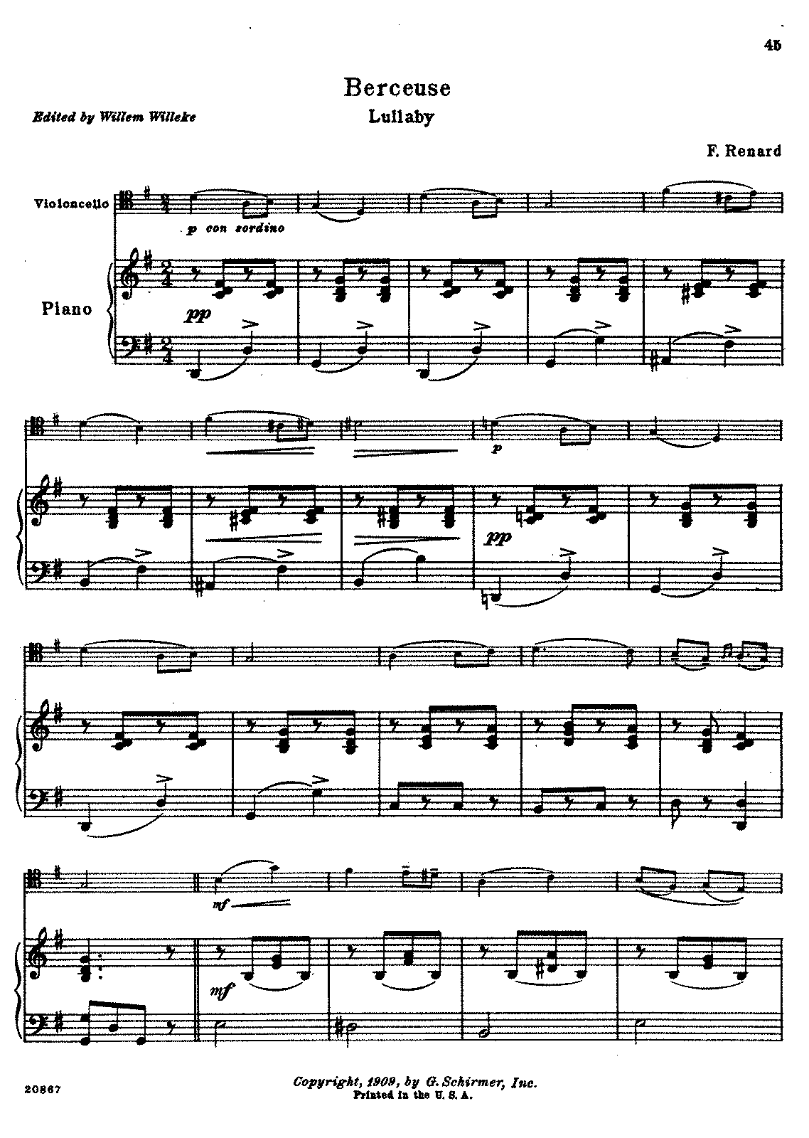PMLP175431-Renard - Berceuse Lullaby (Willeke) for cello and piano.pdf