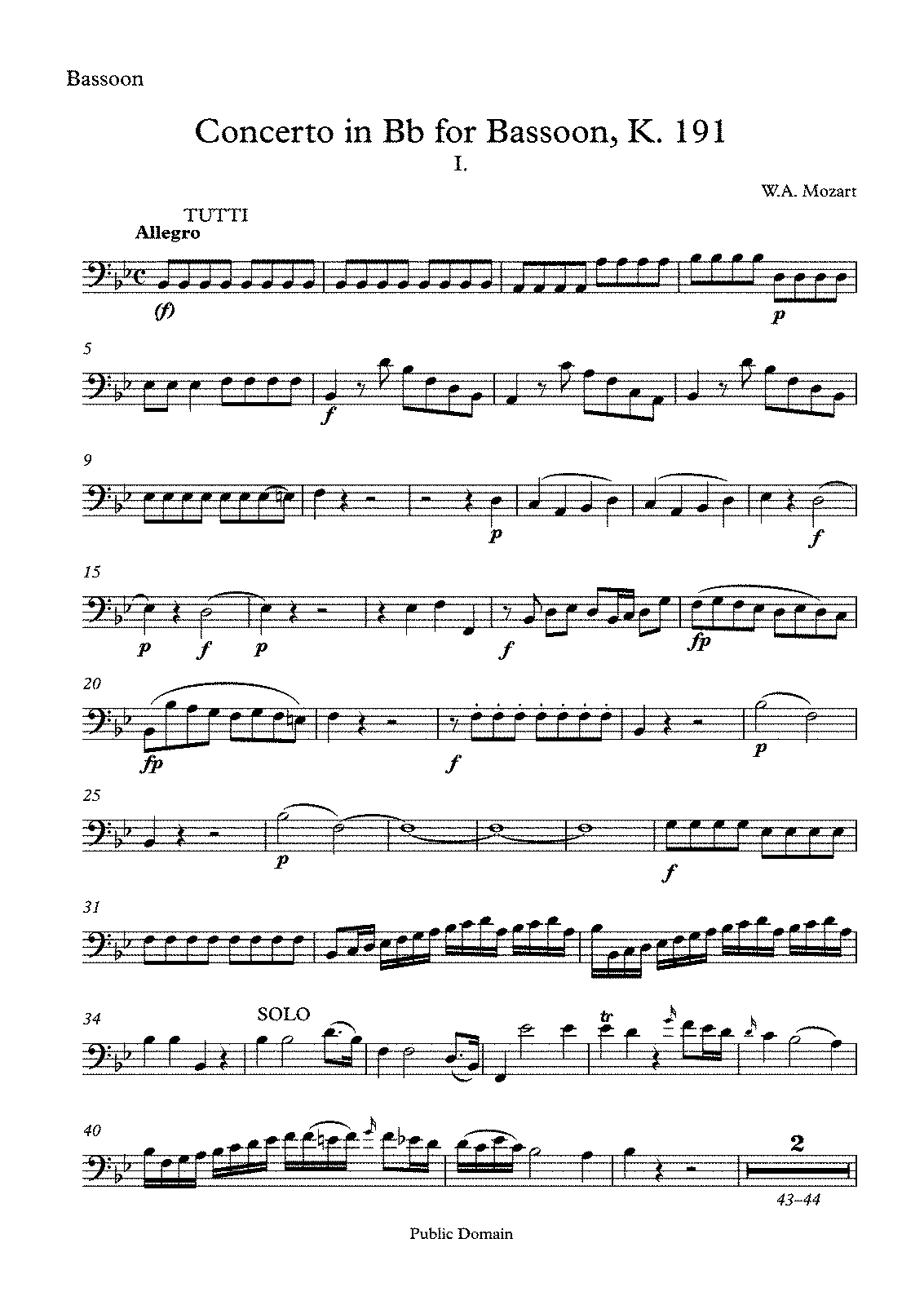 PMLP04337-Concerto in Bb for Bassoon, K 191 - Bassoon.pdf