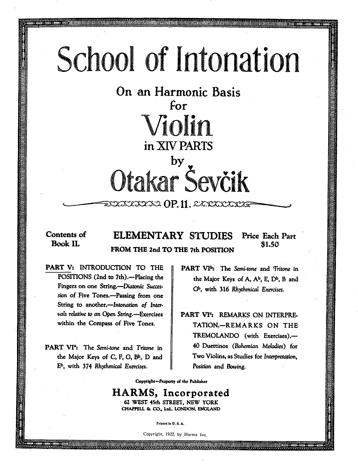 PMLP204290-Sevcik - Op11 School of Intonation On a Harmonic Basis for Violin Part5.pdf