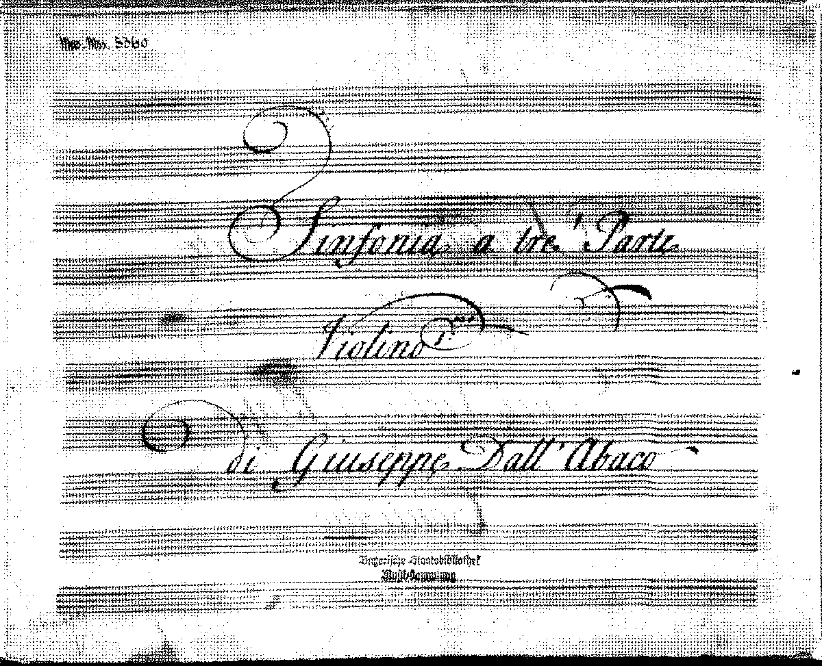 PMLP312891-Dall'Abaco,Giuseppe.Clemente.Ferdinando - SInfonia a Tre Parte for 2violins and Cello (BC).pdf