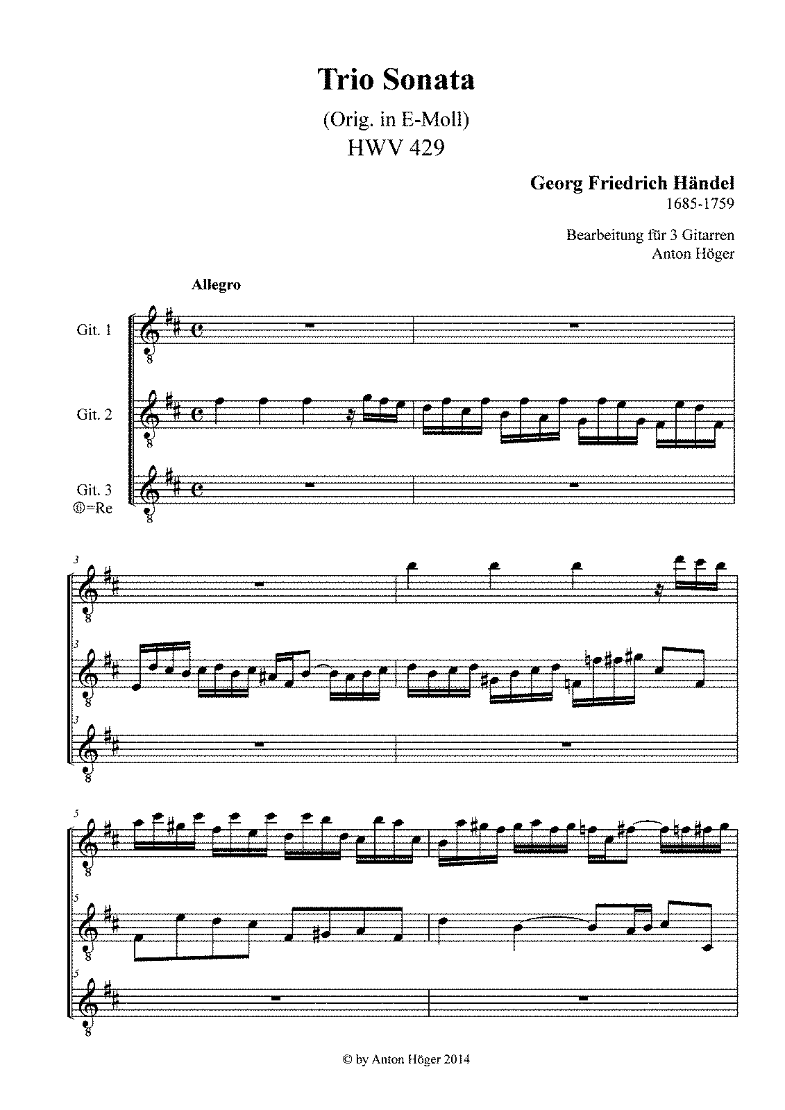 PMLP29685-Handel, Georg - Suite in E minor, HWV 429 nach D-Dur.pdf