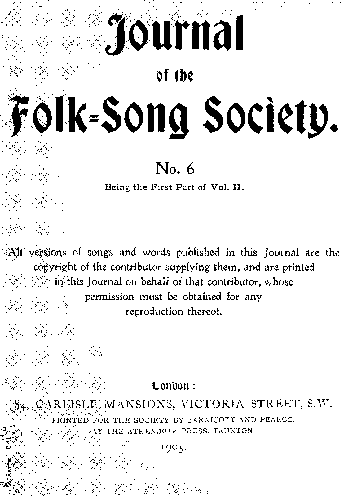 PMLP398620-journaloffolkson02folk JFSS vol2, 1905 No.6.pdf