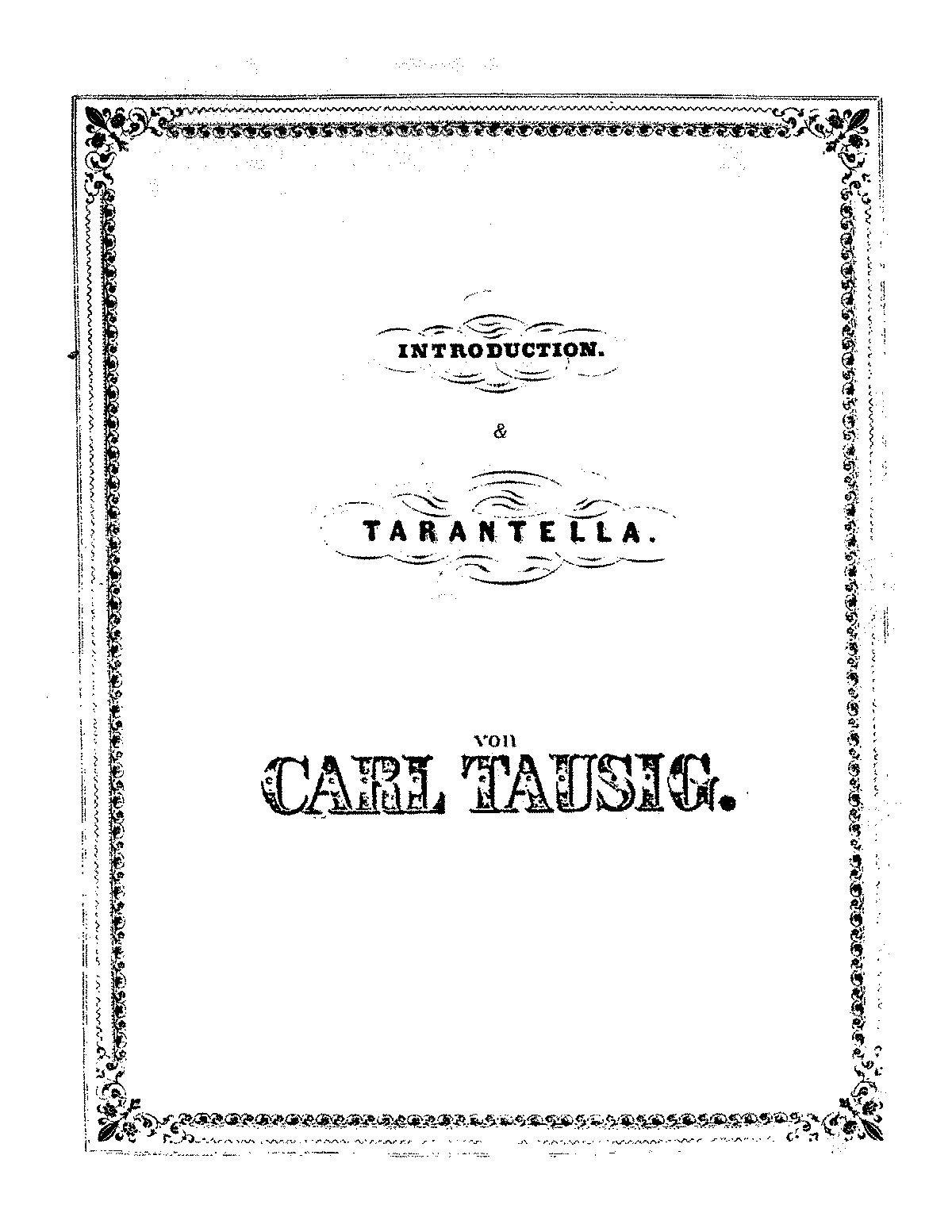 PMLP59867-Tausig - Introduction And Tarantella, Op. 2.pdf