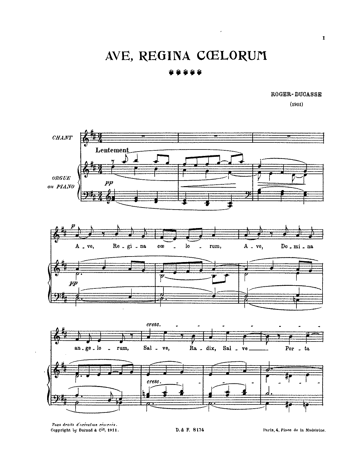 PMLP86307-Roger-Ducasse - Ave Regina Cœlorum (voice and piano or organ).pdf