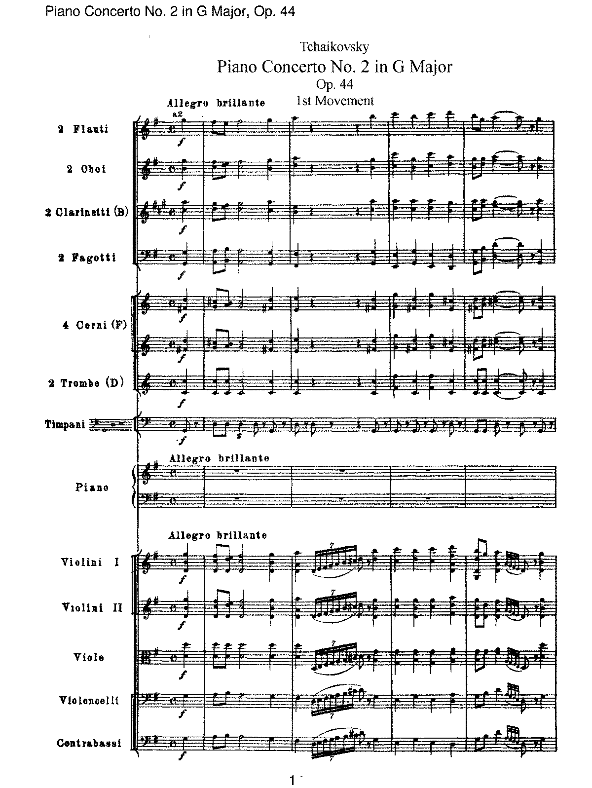 Tchaikovsky - Piano Concerto No. 2 in G Major, Op. 44-1.pdf